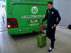Julian Draxler steht in Wolfsburg vor dem Abschied