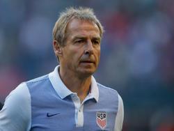 Jürgen Klinsmann fordert ein wütendes US-Team