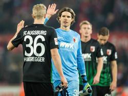 Den FC Augsburg plagen Verletzungssorgen