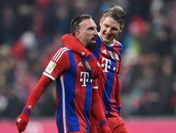Franck Ribéry hat Mitleid mit Bayern-Legende Bastian Schweinsteiger