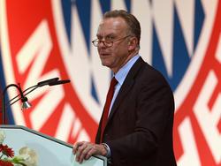 Bayern-Boss Karl-Heinz Rummenigge hat seine Spieler gewarnt
