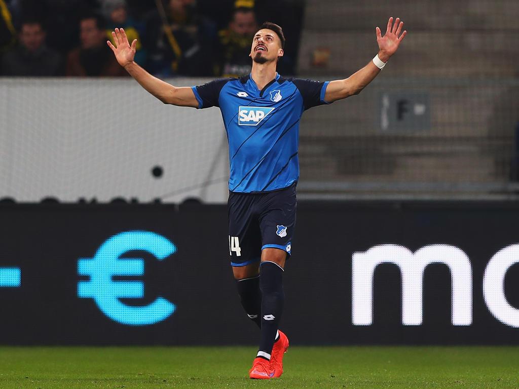 Im Fokus zahlreicher Premier-League-Teams: Sandro Wagner