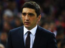 Coach Korkut blickt nach dem Aus in der Champions League auf die Bundesliga