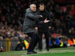 José Mourinho kritisiert die Transferpolitik von Manchester United