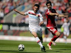 Kevin Volland fehlt Leverkusen in Berlin
