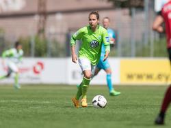 Wolfsburgs Babett Peter will den nächsten Pokalerfolg
