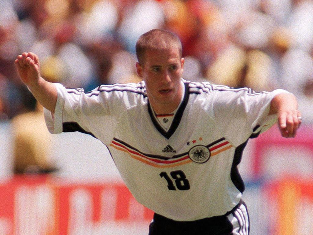 MITTELFELD: Lars Ricken (Borussia Dortmund)