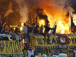 Anhänger von Dynamo Dresden sorgten für eine saftige Strafe