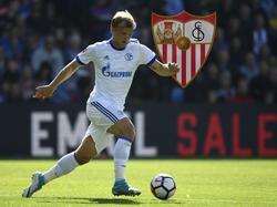 Spielt bis Sommer 2018 für den FC Sevilla: Johannes Geis