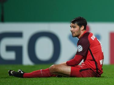 Sascha Mockenhaupt unterlag mit seiner Mannschaft gegen Hansa Rostock