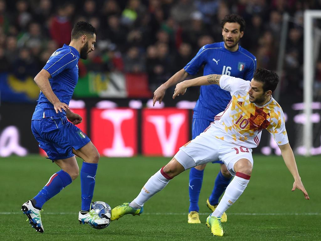 fußball italien gegen spanien