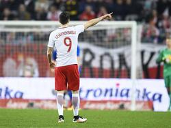 Robert Lewandowski reist am Donnerstag zur Nationalmannschaft