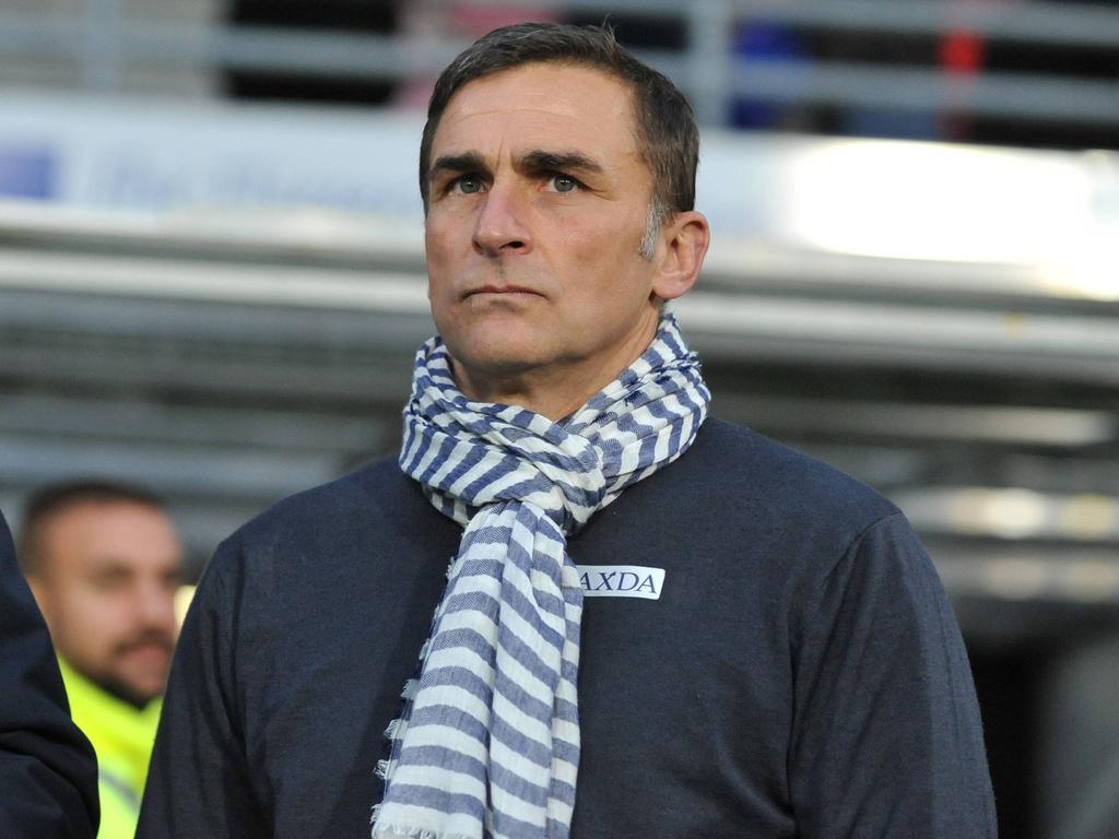 Der neue U-21-Coach Stefan Kuntz möchte die gute Arbeit seines Vorgängers fortführen