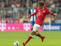Müller mag den Rasen in der Allianz-Arena zur Zeit nicht