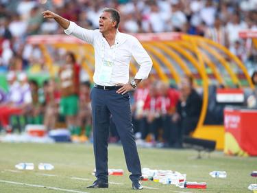 Carlos Queiroz bleibt Trainer der iranischen Nationalmannschaft