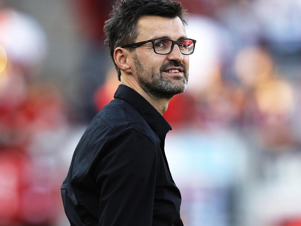 Trainer Michael Köllner sieht den 1. FC Nürnberg für die kommende Saison gut aufgestellt