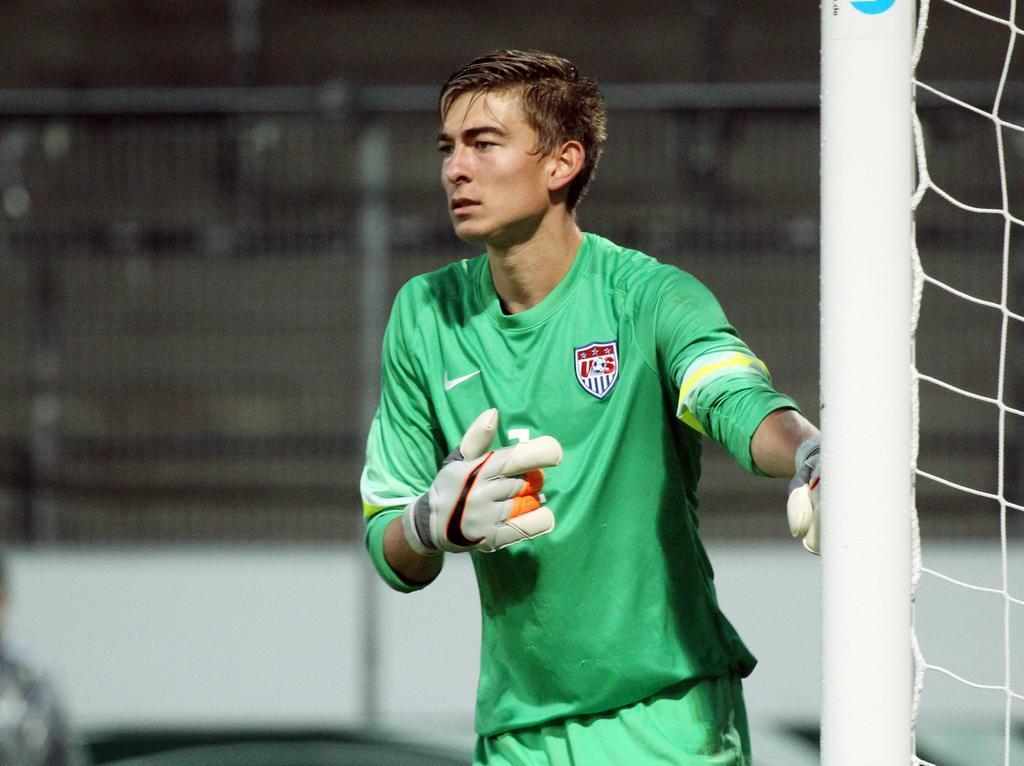 Klinsmann-Sohn spielt bei Hertha BSC vor