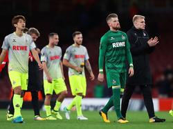 Die Kölner stehen in den kommenden Spielen unter Druck