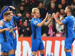 Der 1. FC Magdeburg setzt sich im Topspiel durch