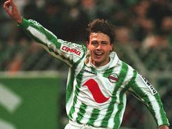In der Saison 1996/97 wurde René Wagner Torschützenkönig