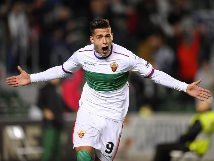 Sergio León deja la Liga 123 para jugar en primera en Osasuna. (Foto: Imago)