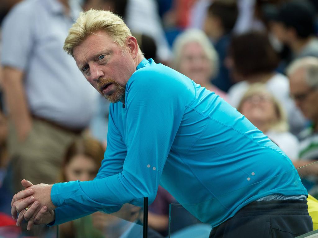 Boris Becker will das deutsche Fed-Cup-Team unterstützen