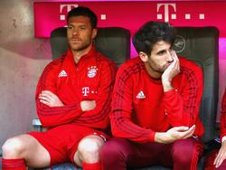 Ob Alonso und Martínez in Berlin auflaufen können, steht noch nicht fest