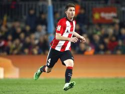 Athletic Bilbaos Aymeric Laporte ist in Europa hoch im Kurs