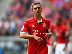 Philipp Lahm fordert Vollgas für das Pokalfinale