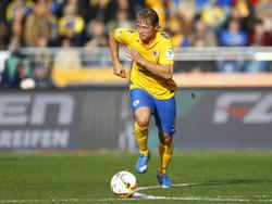 Jan Hochscheidt hat seinen Vertrag bis 2018 verlängert