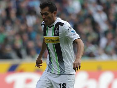 Imagen de archivo de Arango con la camiseta del Mönchengladbach. (Foto: Getty)