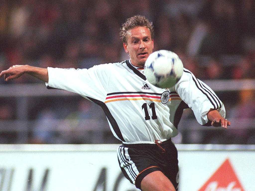 MITTELFELD: Horst Heldt (Eintracht Frankfurt)