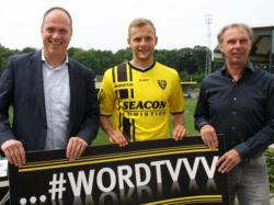 Lennart Thy wird zu VVV Venlo ausgeliehen