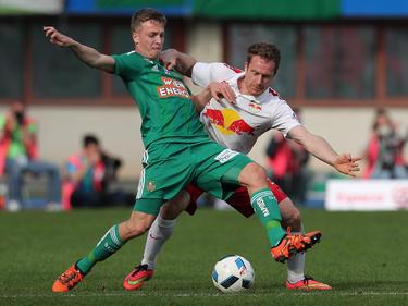 Bleibt Philipp Schobesberger bei Rapid?