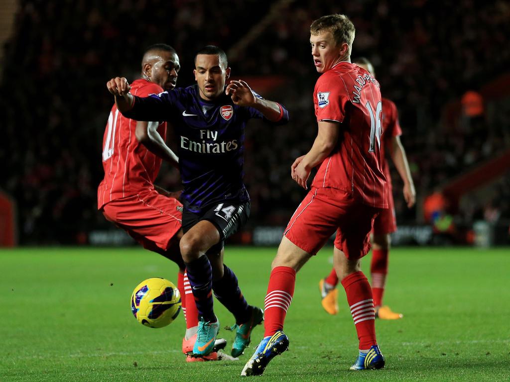 Premier League » News » Football: Southampton Soaring
