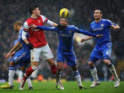 Pokalfight: Kann Chelsea seine Siegesserie im League Cup bei Arsenal fortsetzen?