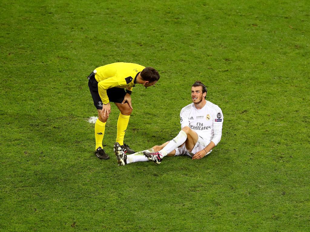 Bale podría jugar el Clásico. (Foto: Getty)