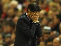 Marcelino wirft bei Villarreal das Handtuch