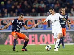 Paris verpasst gegen Montpellier den Sprung auf Platz eins