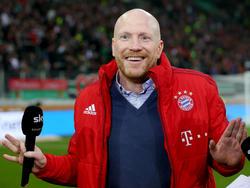 Matthias Sammer stellte sich schon zu Bayern-Zeiten stets den Reporterfragen