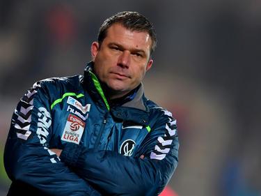 Ried-Coach Christian Benbennek steht schwer in der Kritik