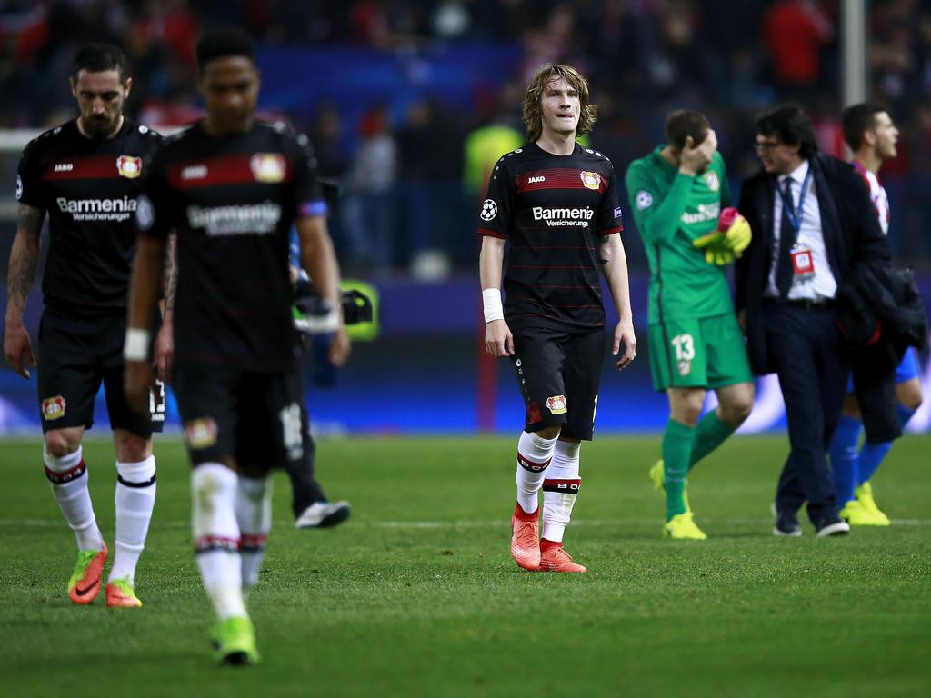 Leverkusen und Co. sorgen für wenig erfolgreiche Woche