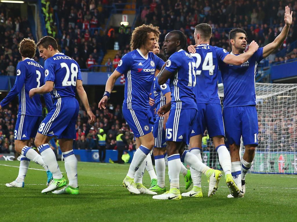 FC Chelsea fehlt nur noch ein Sieg zum Titel