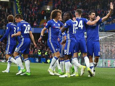 Der FC Chelsea schlägt den FC Middlesbrough