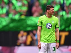 Mario Gomez spielt eine zentrale Rolle in den Planungen des VfL