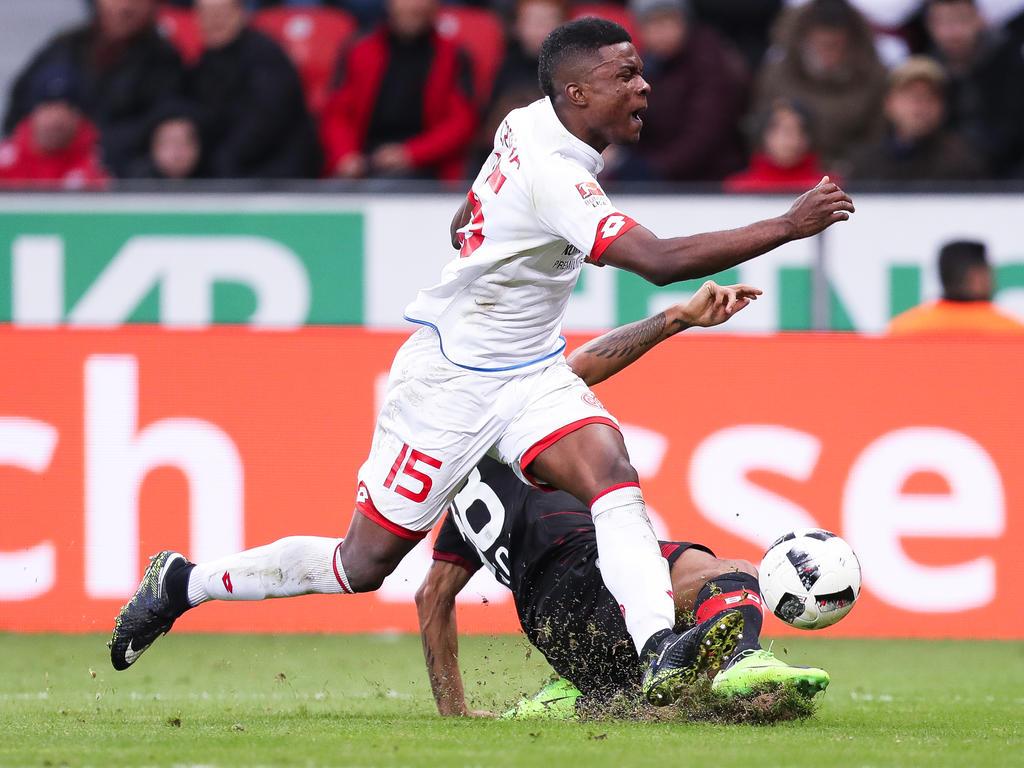 Jhon Córdoba (1. FC Köln, Ablöse etwa 15 Mio. Euro)