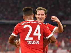 Sebastian Rudy ist sich sicher: Der Schritt zu Bayern war richtig