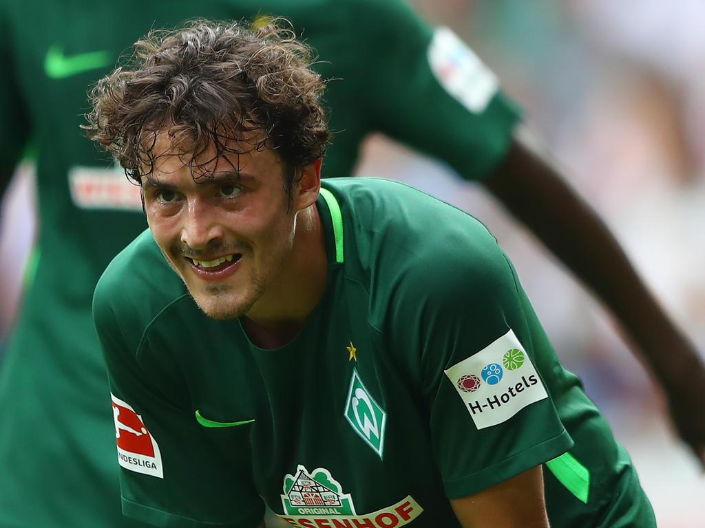 Thomas Delaney spielt seit Januar für Werder Bremen