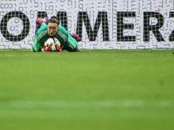 Die Nationaltorhüterin Almuth Schult hat ihren Vertrag beim VfL Wolfsburg bis 2019 verlängert