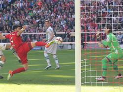 Müller oder Taşçı? Das 1:0 wurde offiziell dem Weltmeister gutgeschrieben